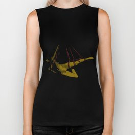 The hanging girl I Biker Tank