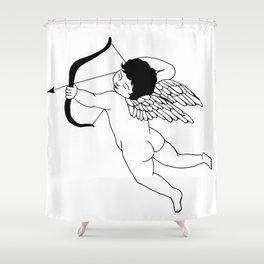 Gotcha ya Shower Curtain