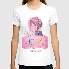 Not a Princess T-shirt