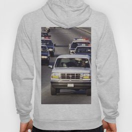 OJ Simpson Car Chase Hoody