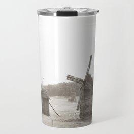 Forrest of windmills Travel Mug
