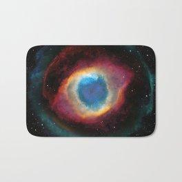 Helix (Eye of God) Nebula Bath Mat