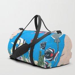 Oceaniana Duffle Bag