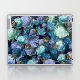 """Baroque floral with bugs"" Laptop & iPad Skin"