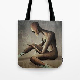 The Disintegration of God Tote Bag