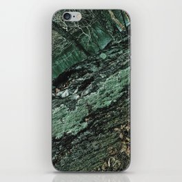 Forest Textures iPhone Skin