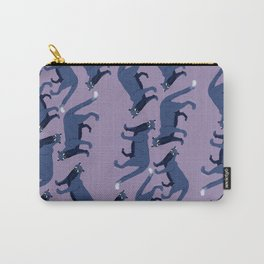 Pattern cougar blue Carry-All Pouch