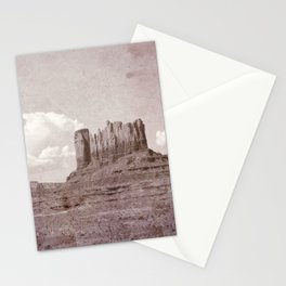 Old West Monument Valley Stationery Cards