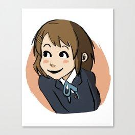 Yui Canvas Print