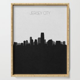 City Skylines: Jersey City Serving Tray