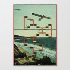 Shadowtricks Canvas Print