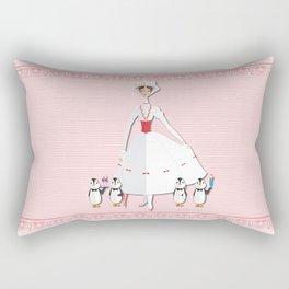 Jolly Holidays Rectangular Pillow
