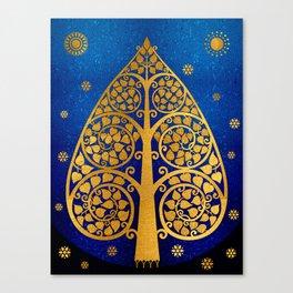 Bodhi Tree0503 Canvas Print