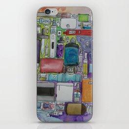 Ecig Tetris iPhone Skin
