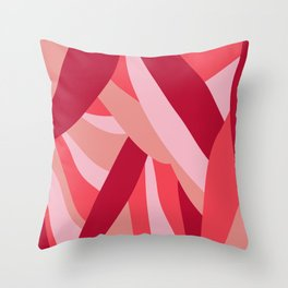 Pucciana Red Fruits Throw Pillow