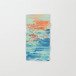 Sun and Sea Hand & Bath Towel