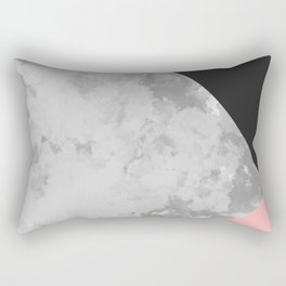 Gray Coude Rectangular Pillow