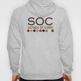 Scraps of Color Traditional T-shirt Hoody