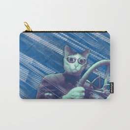 Driver cat Carry-All Pouch
