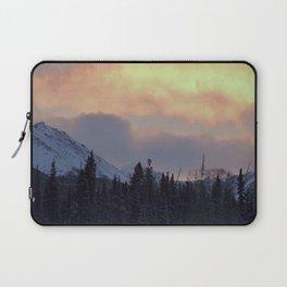 Serenity Rose Mt Sunrise Laptop Sleeve