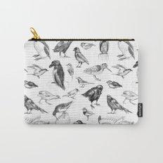 Manx Fauna - (British) Birds Carry-All Pouch