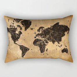 Globalization Rectangular Pillow