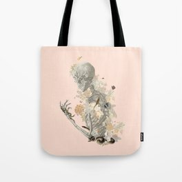Stranger Danger I [sans type] Tote Bag
