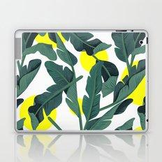 Tropical '17 - Fresh [Banana Leaves] Laptop & iPad Skin