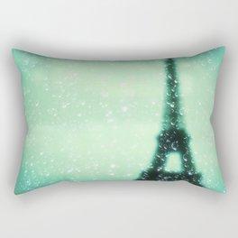 Paris... Je t'aime Rectangular Pillow