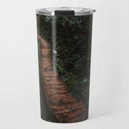Olympic National Park Forest Trail Travel Mug