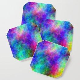 Colorful Magick Coaster