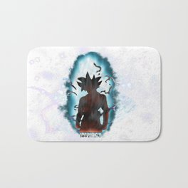 Son Goku - Limit Breaker Bath Mat