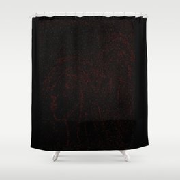 My twin egos Shower Curtain