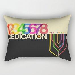Dedication (8 Days) Rectangular Pillow