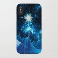 frozen elsa iPhone & iPod Cases featuring Frozen - Elsa by Thorin