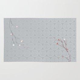 Japanese Blossom Rug