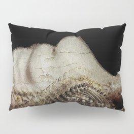Flesh and Bone Suspended ~ Horizontal Image Pillow Sham