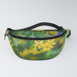 Yellow Blossoms 1 Fanny Pack
