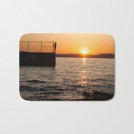 Champlain Sunset Bath Mat