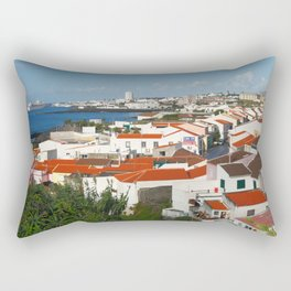 Sao Miguel, Azores Rectangular Pillow