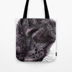 Cat illustration Tote Bag