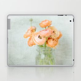 Peachy Keen Laptop & iPad Skin