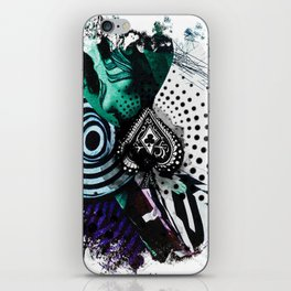 _ACE OF SPADES iPhone Skin