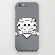 Skull's School iPhone 6s Slim Case