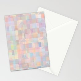 Sahara geometric Stationery Cards