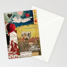 Up Above The World So High Stationery Cards