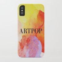 artpop iPhone & iPod Cases featuring ARTPOP  by IngCK
