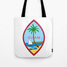 Guam design for Men & Women Tote Bag