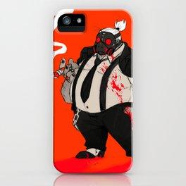 Shark Loan iPhone Case