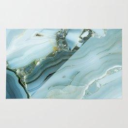 Blue Agate Rug